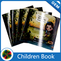 cheap laminate paperback children book printing