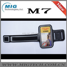 sport armband Running Jogging Gym Armband Cover Holder For Mobile phone, For HTC one M7 armband, armband For HTC one M7