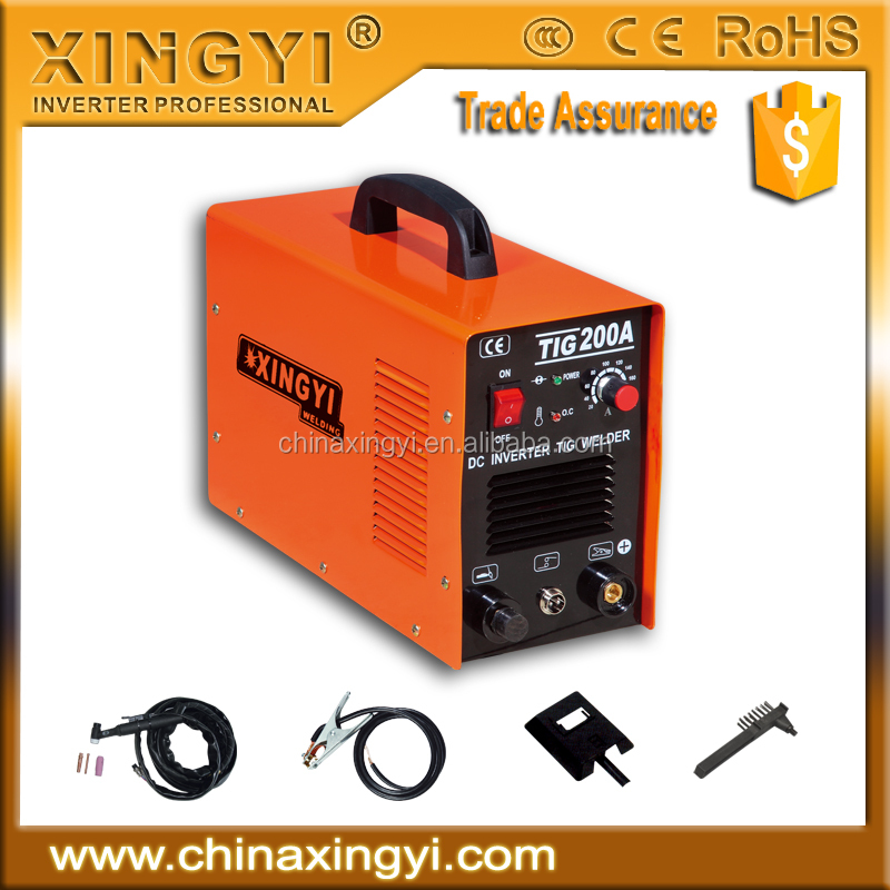 Top quality CE APPROVED TIG-200 Hot sale tig WELDER