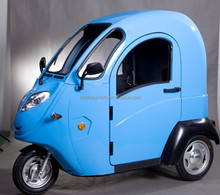 electric rickshaw with EEC