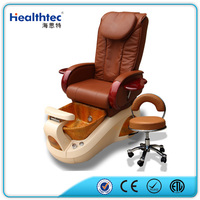 Orange Modern Hair Salon Furniture/Pedicure Chair