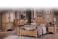 Eldelweiss Postal Bedroom set