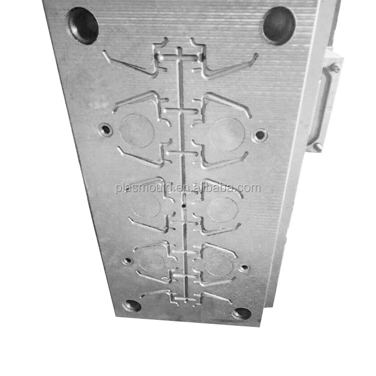 zhejiang taizhou plastic mould multi-cavity hook injectiong mould