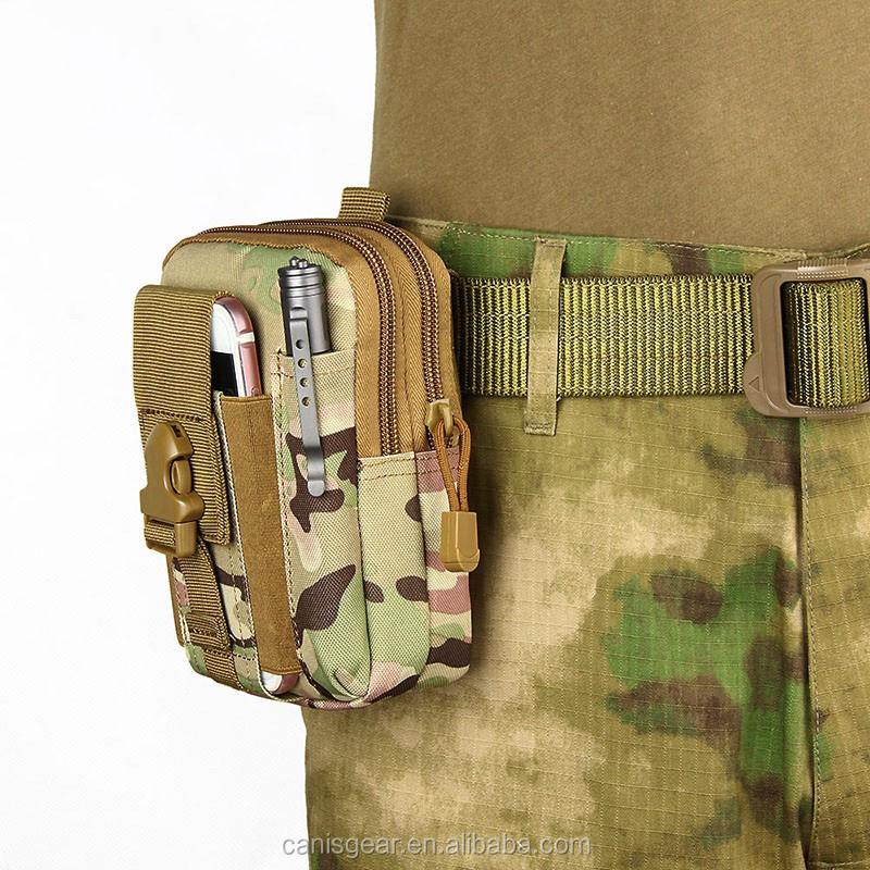 Drop Leg M4 Mag Waist Pouch Army Pouch Medical Bags Delopyment Bag