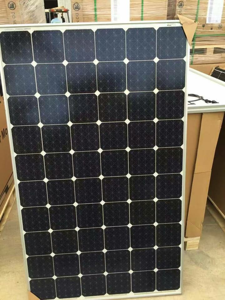 Canadia solar/Q-cell(Hanwha)/Yingli/Trina 310 watt solar panels,mono solar panels 310W, High performance 310W Solar Modules