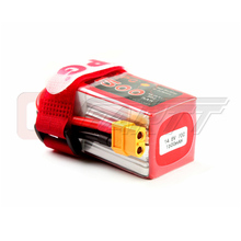 High discharge rate 1500mah 14.8V 4S 70C lipo rechargeable lithium ion battery pack