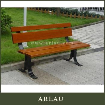 New design park bench for outdoor made in China