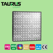 Stage Background LED RGB Matrix Color Panel 144 Stage Lighting Equipment