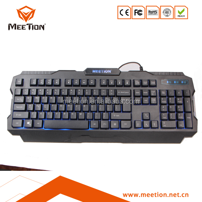 Promotional Laser Projection RGB Keyboard Gamer