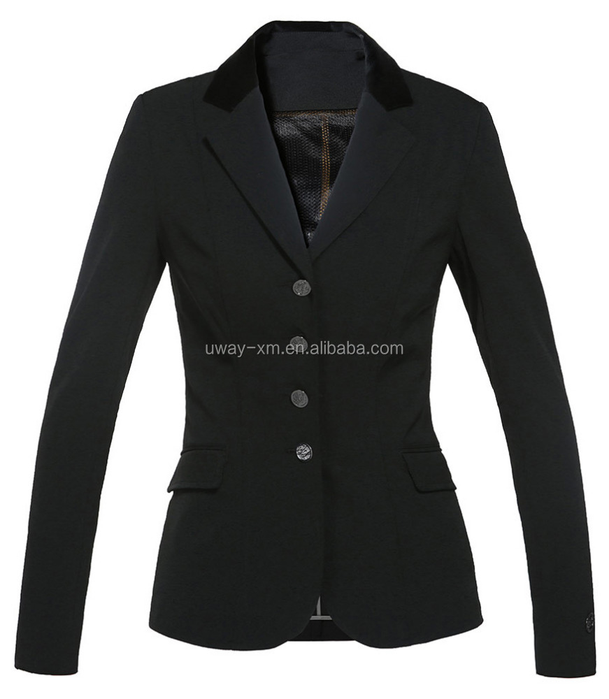 Ladies horse riding show jacket