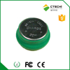 rechargeable battery 1.2V 40mAh nimh button cell single battery or battery with solder tags