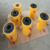 hollow hydraulic cylinder small double acting hydraulic piston cylinder