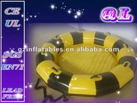 (Qi Ling) inflatable round boat