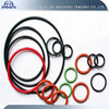 pipe rubber seal ring/big and small color rubber o-ring