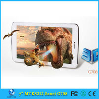 7inch 1024x600px Android 4.2 Sanei G708 7/9 INCH Android 4.2 3G Calling tablet