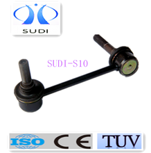 factory directly sale car spare parts Front Left Stabilizer Link sway bar with ISO TUV TS certificate
