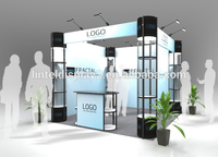 Best quality promotional Fashionable shoes exhibition booth stand with Fast Delivery