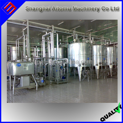 Hot Sale small yogurt production plant with low price