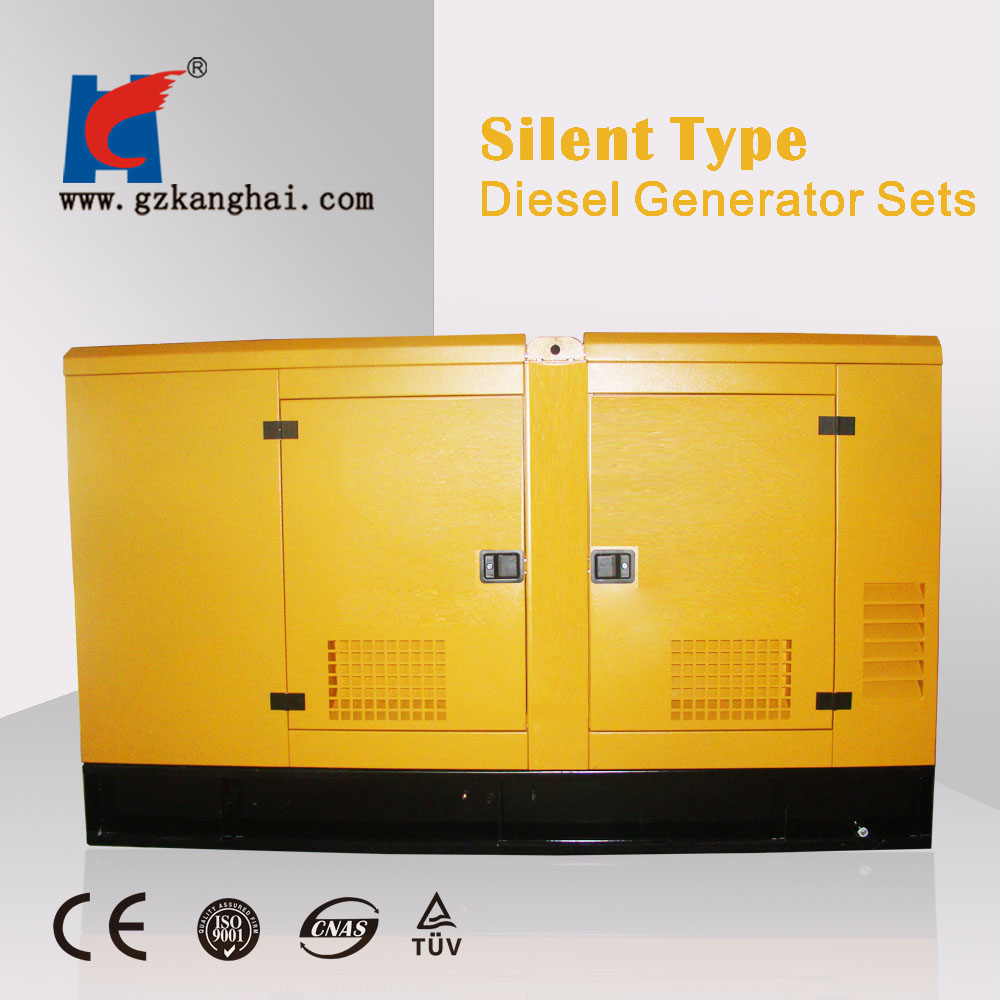 15kva Guangzhou silent generator name of parts of alternator prices