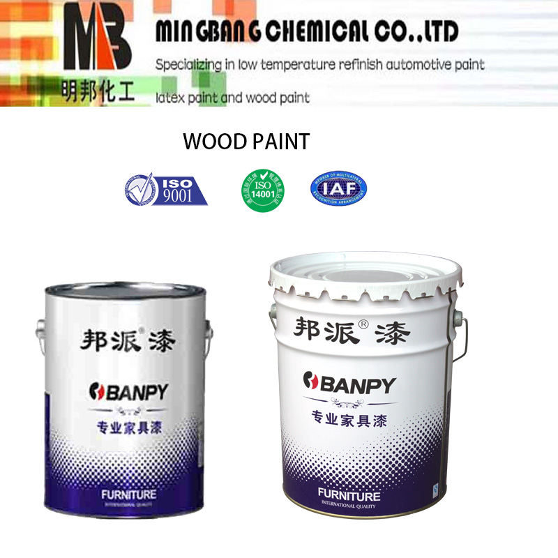 Clear wood sealer paint