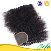 100% raw hair extension ear to ear virgin human hair with quick opening lace closure