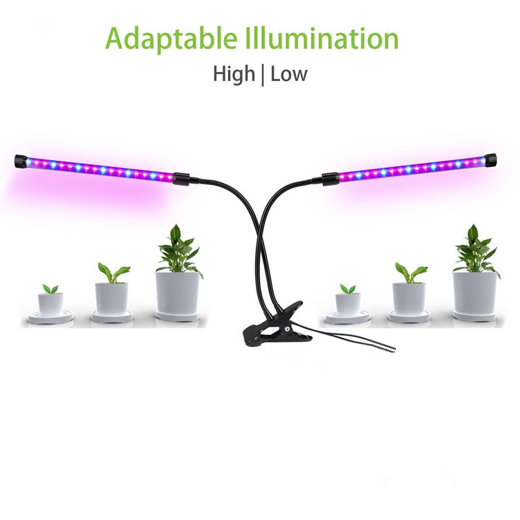 New Custom IP65 20W Dimmable led grow light for Indoor Plant