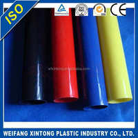 Made in Shandong China latest full form pvc pipe