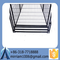 New fashionable and new design hot sale strong galvanized wire outdoor dog kennels/pet houses/pet cages