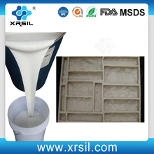 rtv molding silicone rubber for decorative artificial ornamental stone