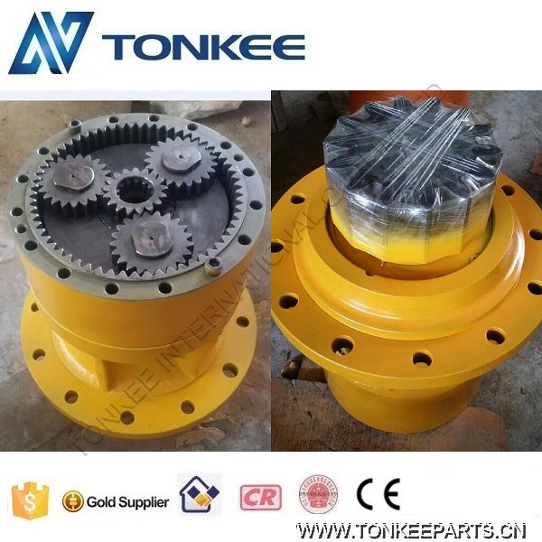Excavator R450LC-7 swing reducer R450-7 swing reduction gear 31NB-11150