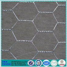 Hexagonal decorative chicken aviary cage wire mesh for plastering