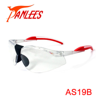 Panlees Safety Glasses Industrial Welding Protective Medical Goggle Transparent Lens CE UV Guangzhou Manufacturer