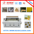 Best price nonmetal materials wood fabric acrylic Co2 laser machine engraver cutter