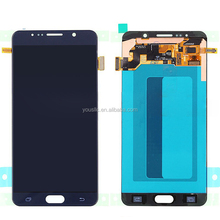Replacement Original Mobile Phone Parts Full LCD Complete LCD Touch Screen Digitizer Assembly For Samsung Galaxy Note 5 N920