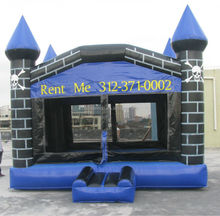 2015 cheap frozen bouncy combo jumping castle inflatable bouncers for sale