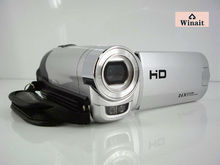 3x optical zoom digital video HD camcorder with HDMI PORT