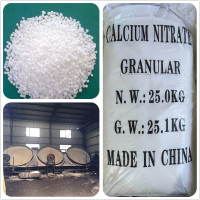 Calcium Nitrate Granular Fertilizer