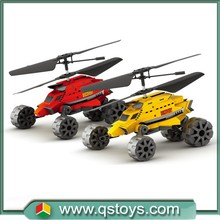 New toy wholesale 2CH I/R helicopter rc car with Missile