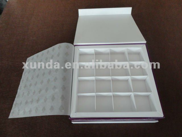 foldable paper Chocolate Box