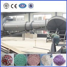 High capacity compound fertilizer granulator machine for sale