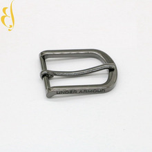 browning Factory supplier in belt buckles for fashion man or women Single Prong Rectangular Roller Belt Buckle