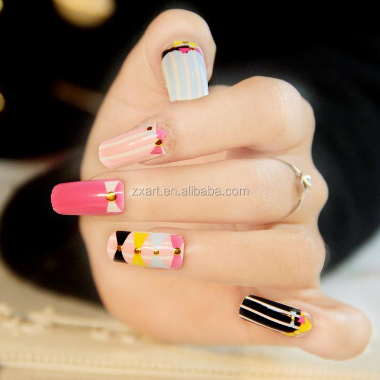 2015 newest designs korean style metal stamping nail art view 2015 newest designs korean style metal stamping nail art prinsesfo Choice Image
