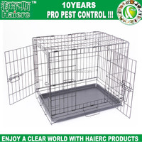 "Haierc 24"", 30"", 36"", 42"", 48"" metal wire dog crate, dog cage, dog kennel"