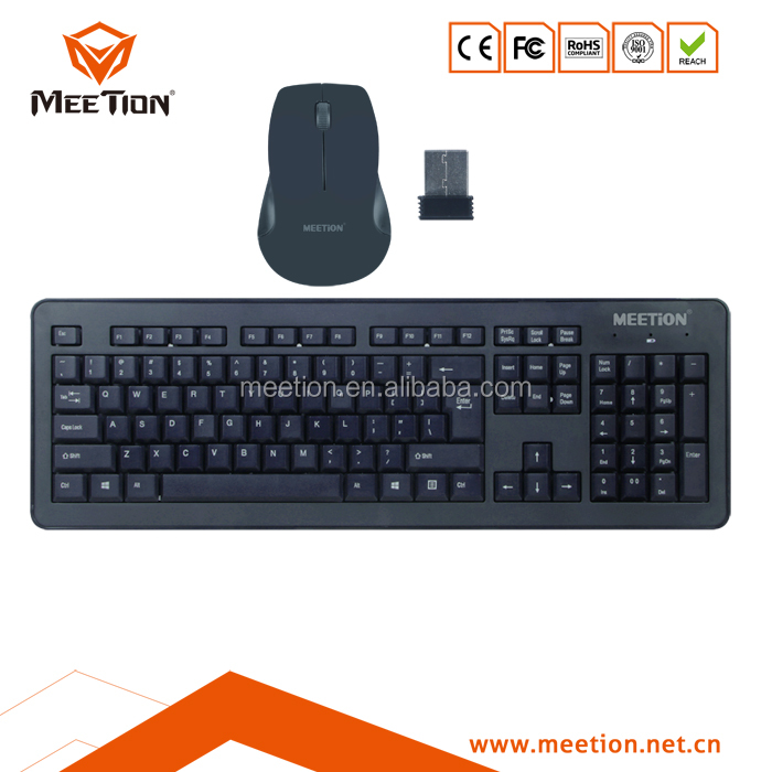 Factory directly selling cheap wireless keyboard and mouse
