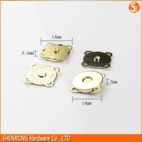 New 2013 Magnet Buttons snap fastener plastic Buckles For Belts