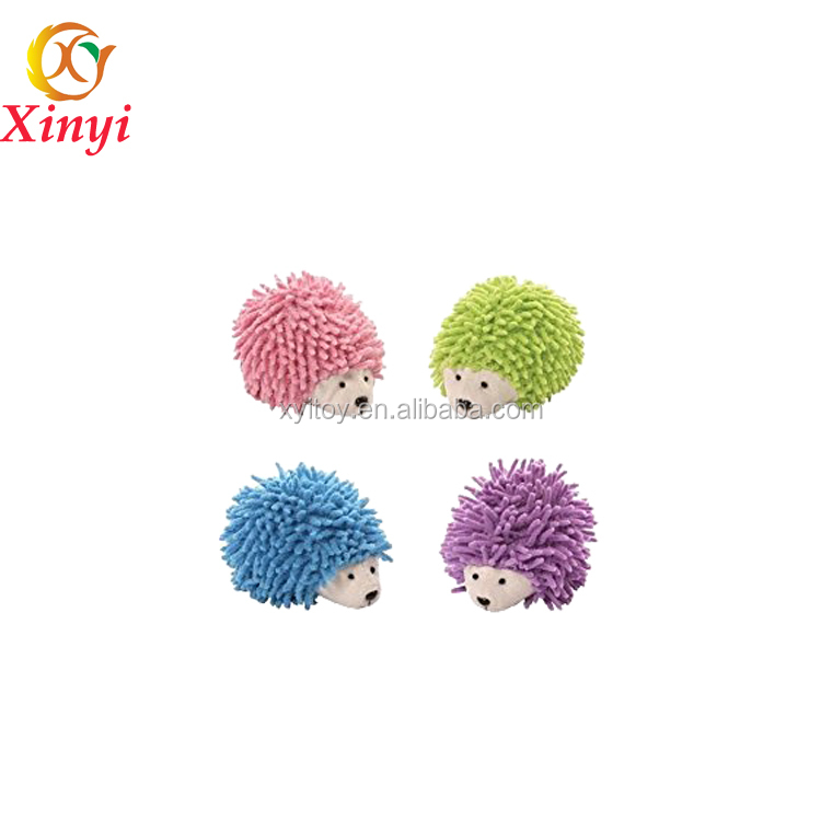 OEM Customized printed cute screen cleaner plush toy