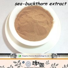 100% natural Sea buckthorn extract /hippophae rhamnoides l