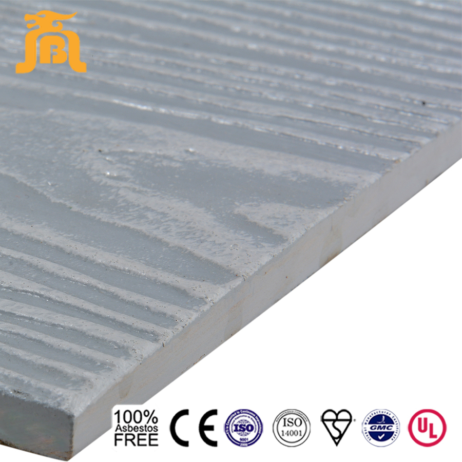 Sodium Silicate Villa Home Decoration Modern Timber Exterior Wall Cladding
