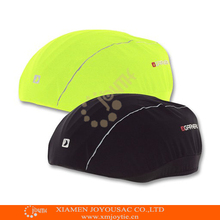 Promotional Bike Helmet Cover/Bicycle Helmet Coat with reflective logo
