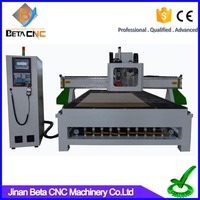 China multi head 3 axis cnc wood carton box making machine prices for leather carpet fabric